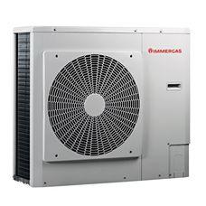 """Immergas Audax TOP 8 ErP моноблочный тепловой насос типа """"воздух - вода"""""""