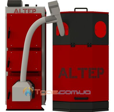 Пеллетный котел ALTEP Duo UNI Pellet Plus (15-62) кВт