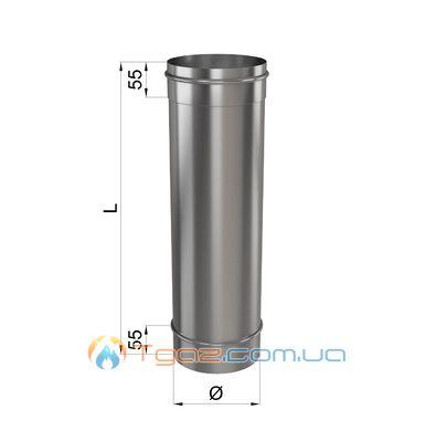 Труба L 500 0,8мм