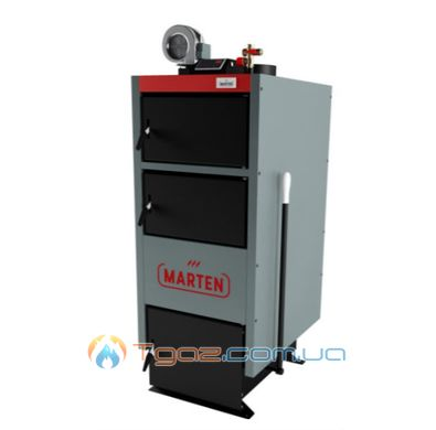 Котел длительного горения Marten Comfort MC (12-98) кВт