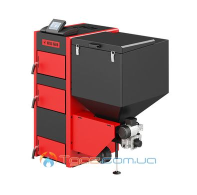 Пеллетный котел METAL-FACH SEG BIO (14-50) кВт