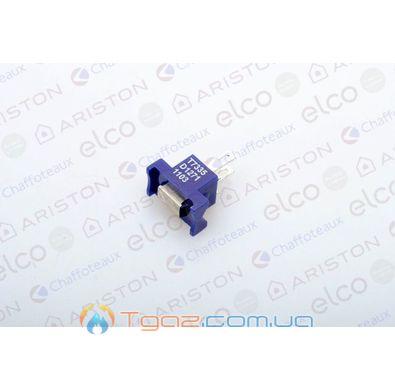 Датчик NTC (контактный НТС, накладной температурный зонд) T7335 Ariston UNO / ACO (990405)