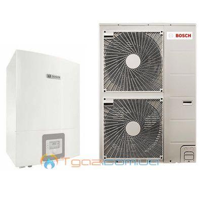 Тепловой насос воздух-вода Bosch Compress 3000 AWES 4