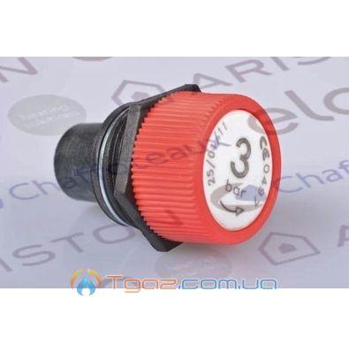 Клапан предохранительный (61301927) Ariston; Chaffoteaux