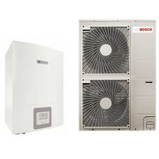 Тепловой насос воздух-вода Bosch Compress 3000 AWBS 8