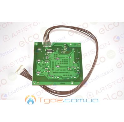 ПЛАТА ДИСПЛЕЯ ARISTON ABS VLS PW 65151234